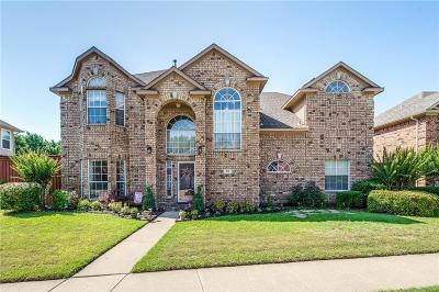 Coppell Single Family Home For Sale: 221 Bay Circle