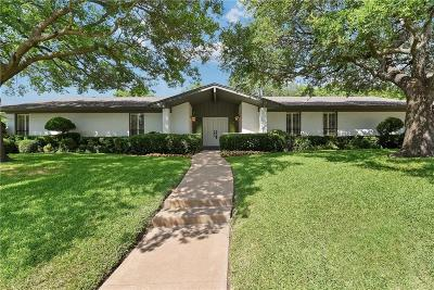 Fort Worth Single Family Home For Sale: 3867 Black Canyon Road