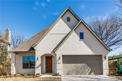 Single Family Home For Sale: 310 S Glasgow Drive