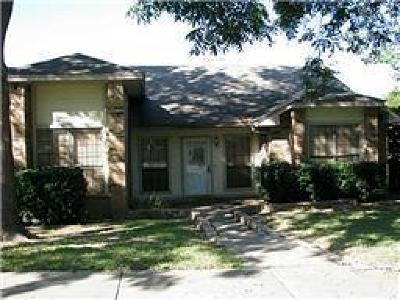 Garland Residential Lease For Lease: 2701 Strother Drive