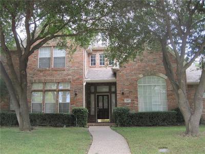 Richardson Single Family Home For Sale: 611 Sunningdale