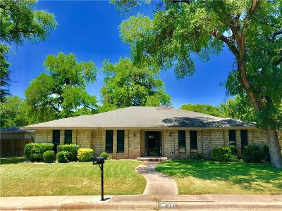 Desoto Single Family Home For Sale: 341 Woodbrook Drive