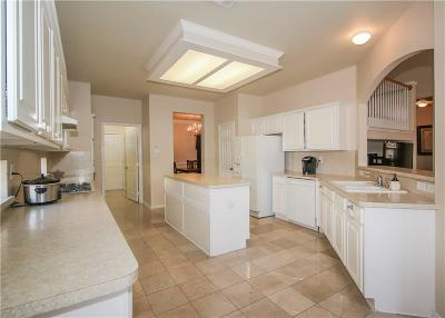 Keller Single Family Home Active Option Contract: 608 Cottonwood Trail