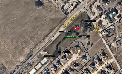 Rowlett Commercial Lots & Land For Sale: 8409 Chiesa