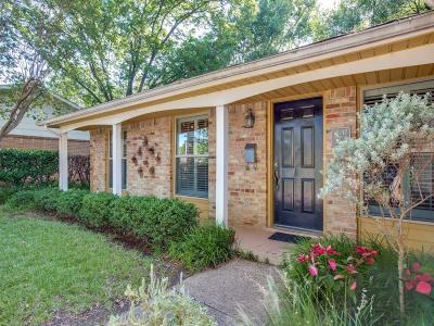 Single Family Home For Sale: 12017 Bencrest Place