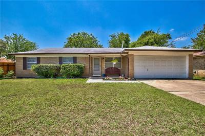 Watauga Single Family Home For Sale: 6105 Maurie Circle