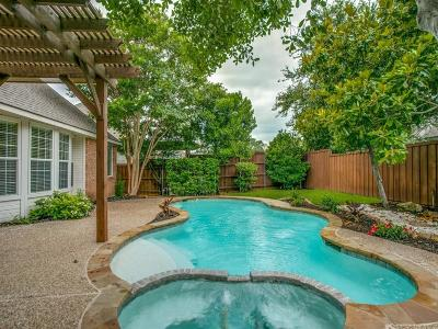 Frisco Single Family Home Active Contingent: 11434 Old Works Drive