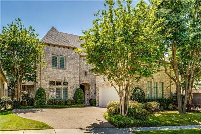 Plano Single Family Home Active Option Contract: 5116 Meadowside Lane