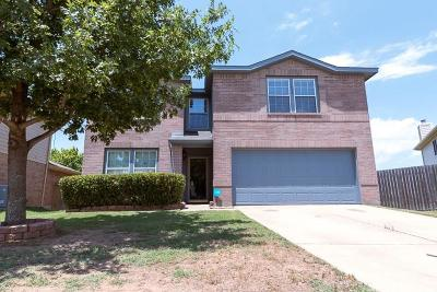 Anna Single Family Home For Sale: 1602 Crestwood Drive