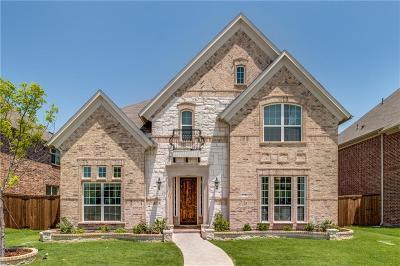 Frisco Single Family Home For Sale: 5754 Alpenrose Avenue