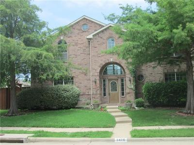 Allen  Residential Lease For Lease: 1416 McKenzie Drive