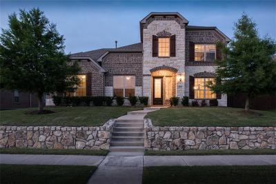 Allen Single Family Home For Sale: 1046 Balmorhea Drive