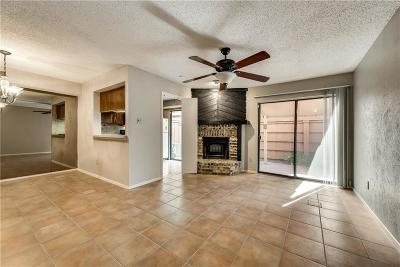 Irving Condo For Sale: 4345 Madera Road #3