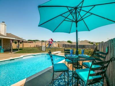 Fort Worth Single Family Home Active Contingent: 4057 Rochester Drive