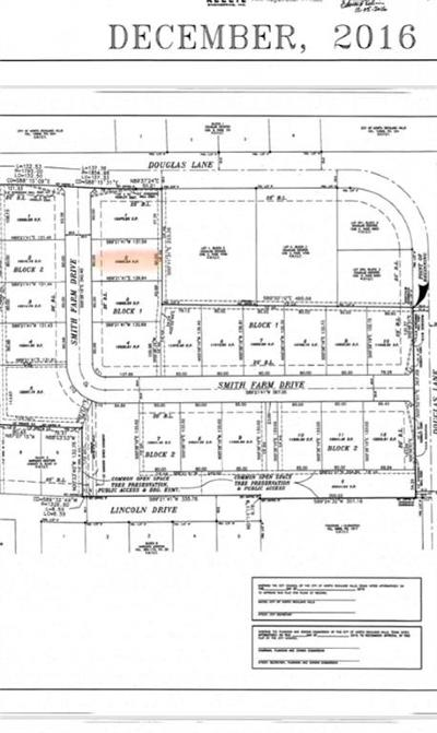 North Richland Hills Residential Lots & Land For Sale: 7601 Douglas Lane