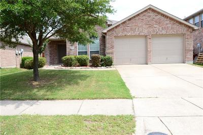 Forney Single Family Home Active Contingent: 1027 Cottontail Drive