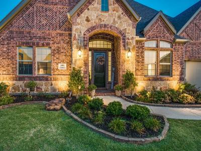 Prosper Single Family Home For Sale: 180 Kingsbury Lane
