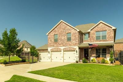 Fort Worth Single Family Home For Sale: 15201 Mallard Creek Street