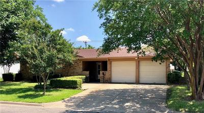 North Richland Hills Single Family Home For Sale: 7508 Jade Circle
