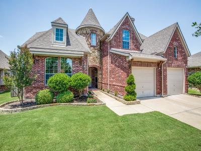 Frisco Single Family Home Active Option Contract: 13331 Cottage Grove Drive