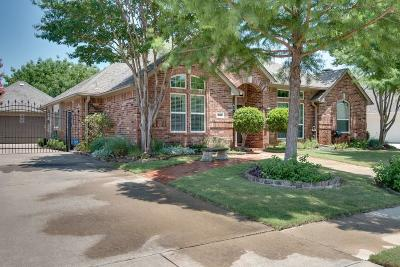 North Richland Hills Single Family Home For Sale: 8813 Trails Edge Drive