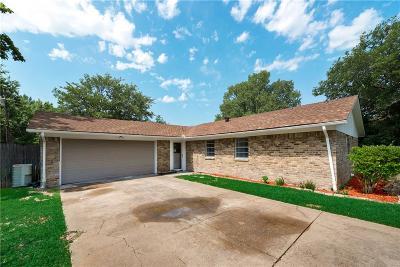 Heath Single Family Home For Sale: 107 Darrell Drive
