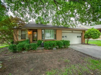 Garland Single Family Home For Sale: 313 Stanton Drive