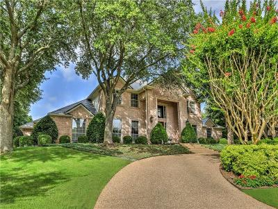 Fort Worth Single Family Home For Sale: 6108 Annandale Drive