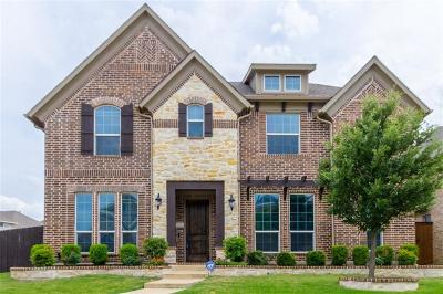 Frisco Single Family Home Active Contingent: 1183 Bentgrass Drive