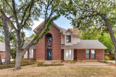 North Richland Hills Residential Lease For Lease: 7328 Holiday Lane