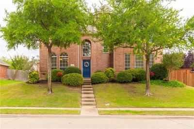 Rockwall Single Family Home For Sale: 1329 Calistoga Drive