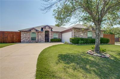 Sachse Single Family Home For Sale: 4112 Mitchell Court