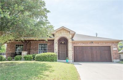 Willow Park Single Family Home Active Contingent: 207 Carriage Drive