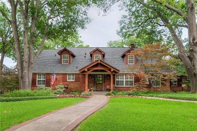 Single Family Home For Sale: 9520 Windy Hill Road