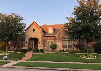 Grand Prairie Single Family Home For Sale: 6955 Bridgemarker Drive
