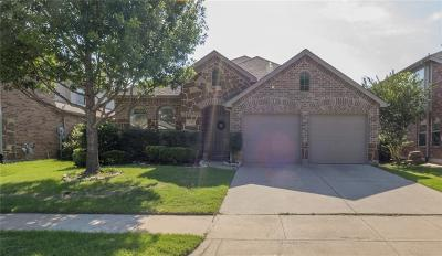 Fate Single Family Home Active Option Contract: 518 Hickory Lane