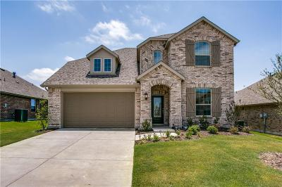 Wylie Single Family Home For Sale: 1706 Morning Dew Court
