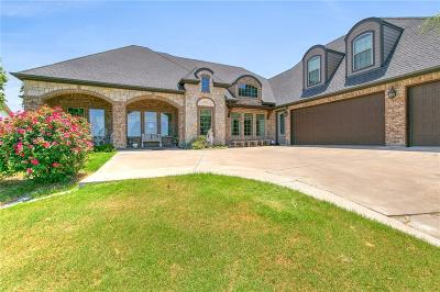 Granbury Single Family Home For Sale: 1309 Bentwater Parkway