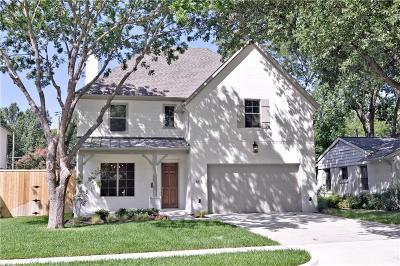 Single Family Home For Sale: 603 Aqua Drive
