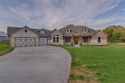 Burleson Single Family Home For Sale: 2921 Bairds Lane