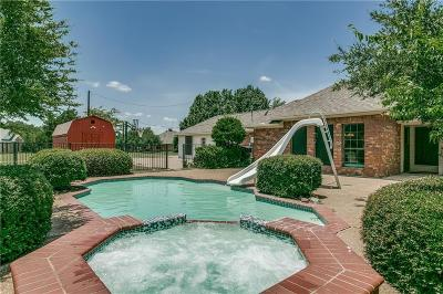 Kaufman Single Family Home For Sale: 7511 Havenridge Lane