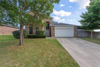 Corinth Single Family Home For Sale: 2706 Clark Drive