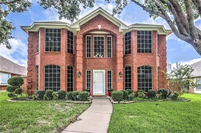 Carrollton Single Family Home For Sale: 3930 Luke Lane