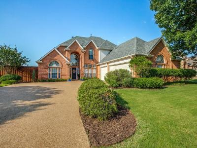 Sachse Single Family Home Active Option Contract: 5418 Summit Knoll Trail