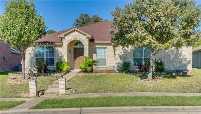 Garland Single Family Home Active Option Contract: 309 Havenwood Lane