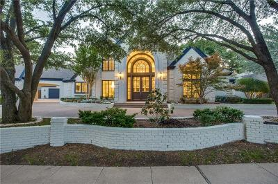 Plano Single Family Home For Sale: 2809 Firethorn Circle