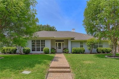Benbrook Single Family Home For Sale: 6509 Lago Vista Drive