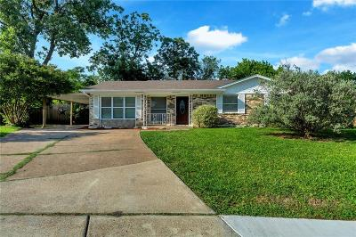 Mesquite Single Family Home For Sale: 3216 Hula Drive