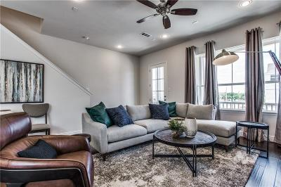 Lewisville Single Family Home For Sale: 207 Lanyard Drive