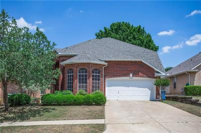 Flower Mound Single Family Home For Sale: 2608 Southwestern Drive